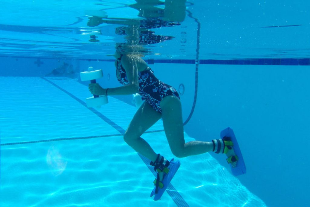 Deep Water Running is one of the most important methods in aquatic therapy.