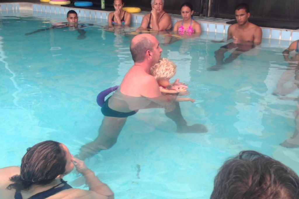 Halliwick is one of the most important methods in aquatic therapy.