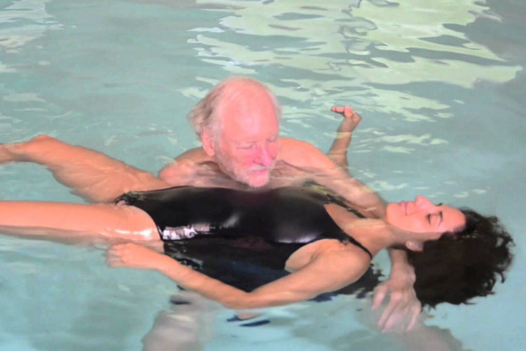 Watsu is one of the most important methods in aquatic therapy.