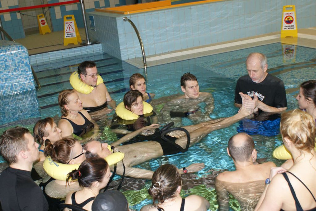 Bad Ragaz is one of the most important methods in aquatic therapy.