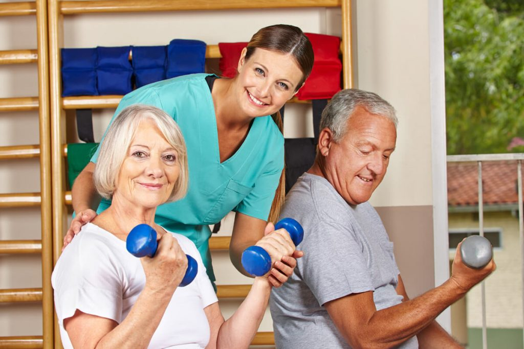 Better physical therapy tools, prescribe exercise.