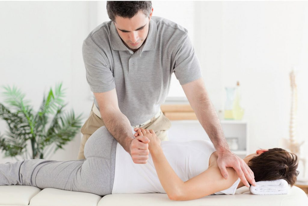 Better physical therapy tools, manual therapy and chiropractic.