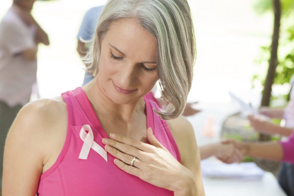 Treatments for breast cancer.