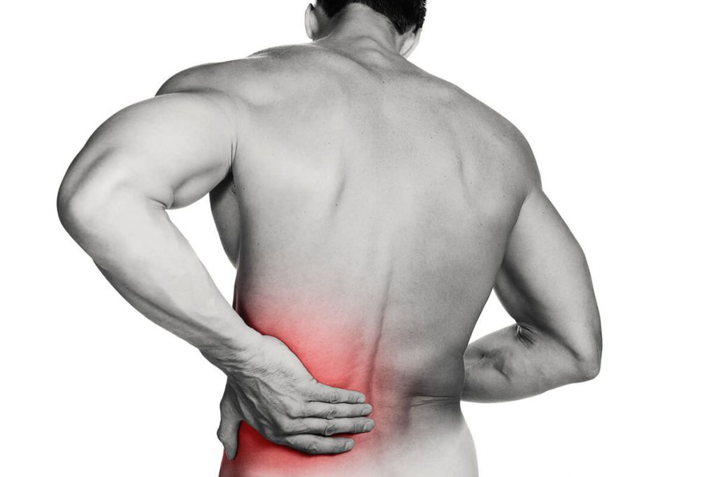 Exercises for back pain.