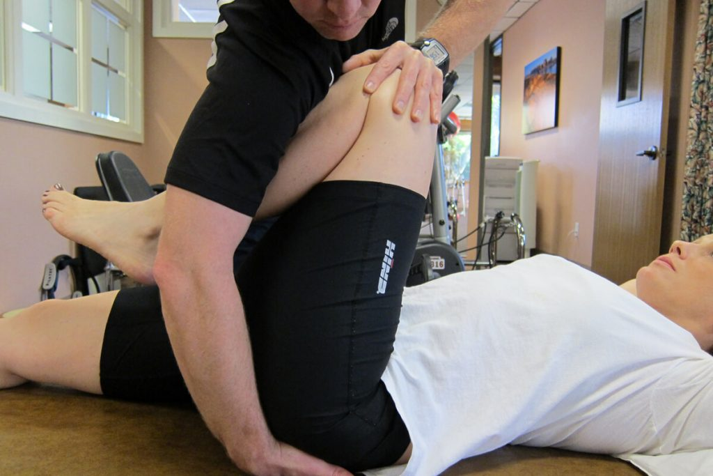 Exercises for back pain with chiropractic.