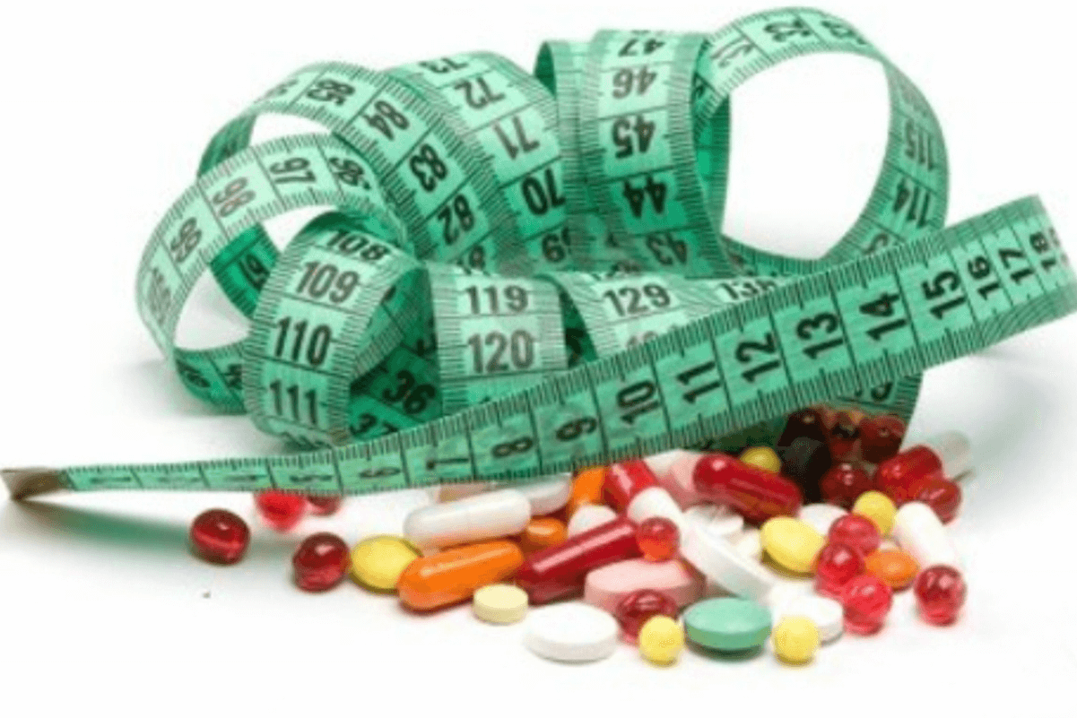 Methods to lose weight by pills.