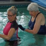 Aquatic exercise for balance in patients with multiple sclerosis, Parkinson's disease and hemiplegia