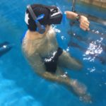 App with the first virtual aquatic therapist